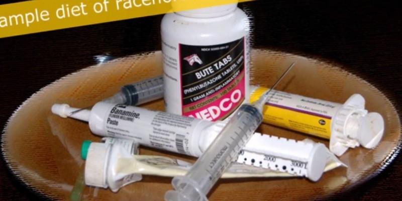 Ankara Hipodromun'da doping