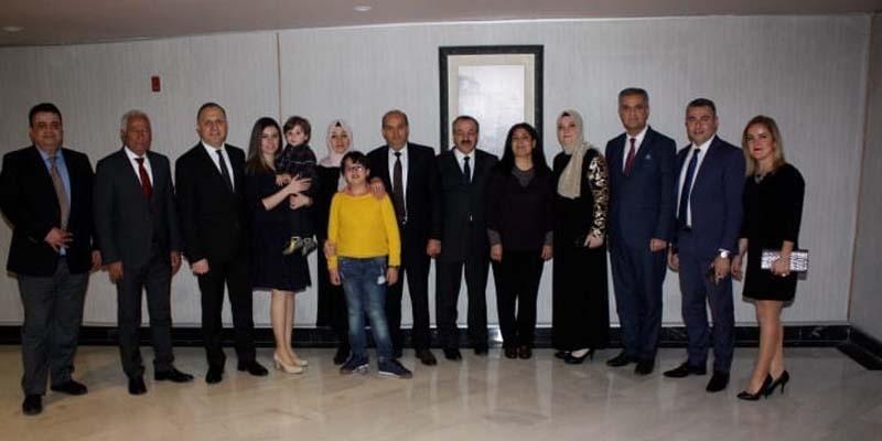 Adana'da Personel Gecesi Yapıldı