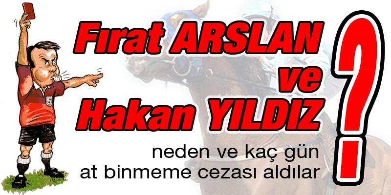 Fırat ARSLAN ve Hakan YILDIZ,