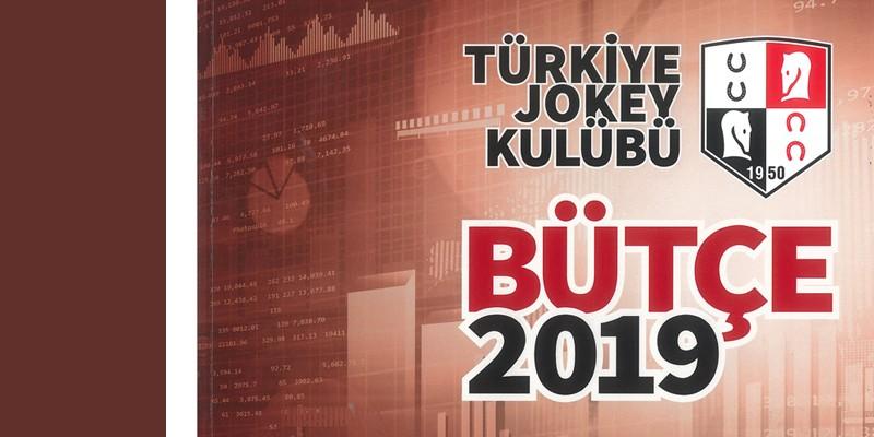 Türkiye Jokey Kulübü 2019 Yılı Bütçe Takdimi