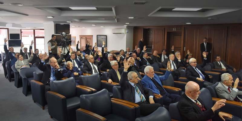 TJK 2019 yılı bütçeleri ile ilgili Olağan Genel Kurul Toplantısı