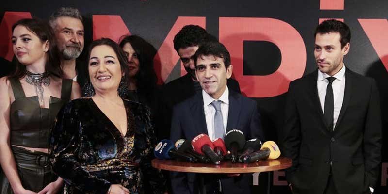 Bizim İçin ŞAMPİYON filminin Galası, 05 Aralık Çarşamba günü yapıldı