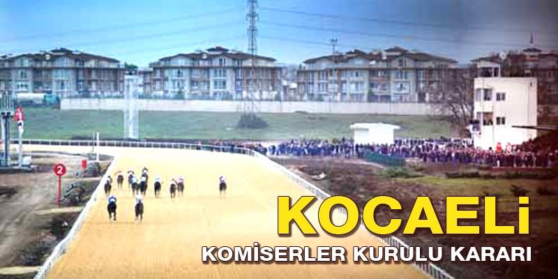 26 Şubat Salı günü Kocaeli hipodrom'unda,Mazlum Pir DEMİR neden 7 gün at binmeme cezası aldı?