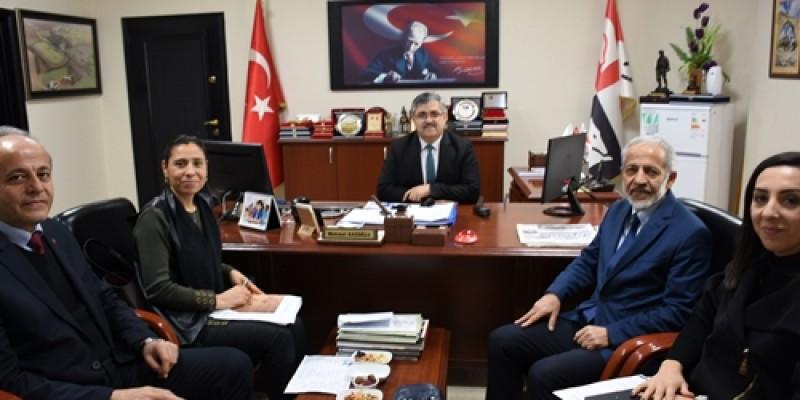 TJK ile Harran Üniversitesi arasında iş birliği protokolü imzalandı.