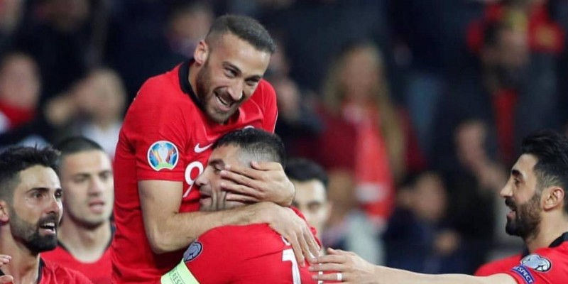 Türkiye 4-0 Moldova. Özlediğimiz Takım Ruhu Geri Döndü Muhteşemsiniz.