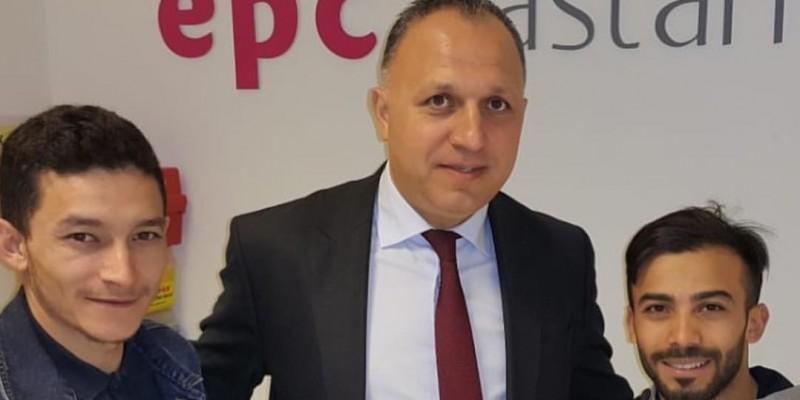 Adana Hipodrom Müdürü Bora Güralp Safkanlardan düşen jokeylere geçmiş olsun ziyaretlerinde bulundu.