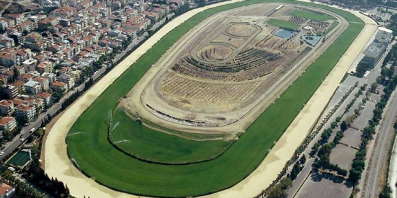 İzmir Şirinyer Hipodromu'nda 10 Mart Pazar günü Çim Pist koşuları başlıyor.