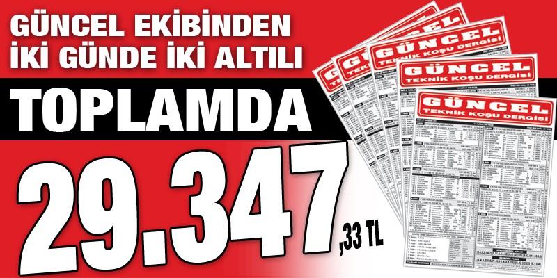 Gazeteniz GÜNCEL Cumartesi Adana 6'lısından sonra