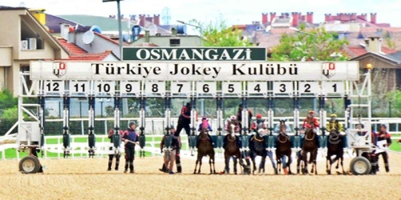 Bursa'da İlkbahar - Yaz yarış sezon aclışı Sanlıurfada ki ğibi görkemli olmadı.