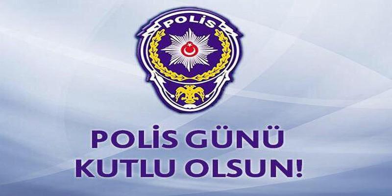 Emniyet Müdürlüğü koşusu, öncesi Polislerimiz Gösteri yaparken.