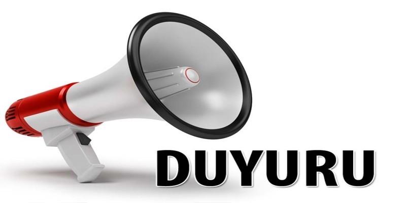 SEYİS EĞİTİM KURSU DÜZENLENİYOR.