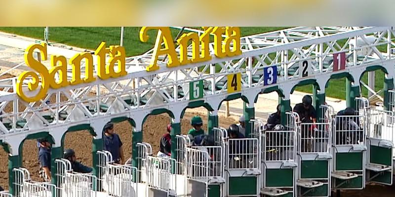 12 Nisan 2019 günü Santa Anita Park Hipodromunda jokeyler bir günlük özel bir uygulama yapacaklar