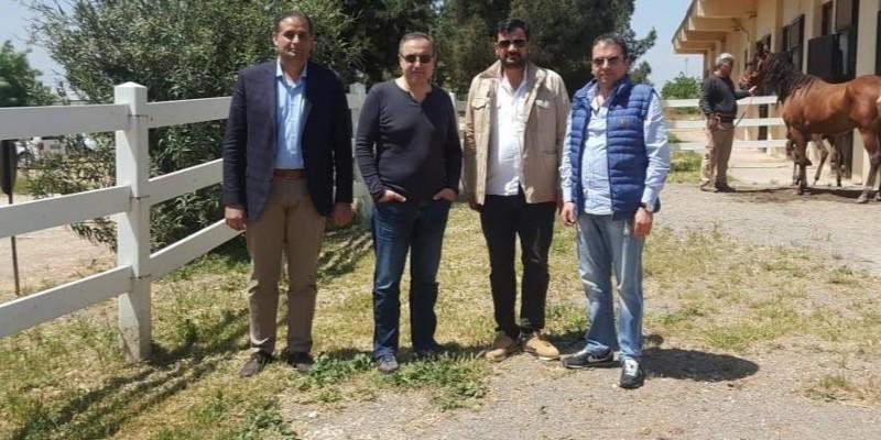 Hakan Yücetürk, Mahmut Çadırcı, Çetin Yıldız, Kutay Yusufluoğlu birlikteliği