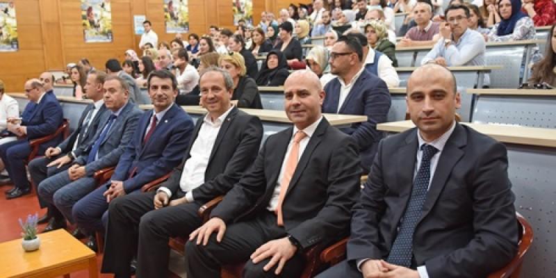 İÜ Cerrahpaşa Veterinerlik MYO'da  mezuniyet heyecanı