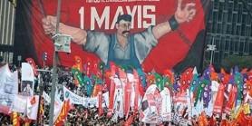 1 Mayıs işçi bayramı kutlu olsun