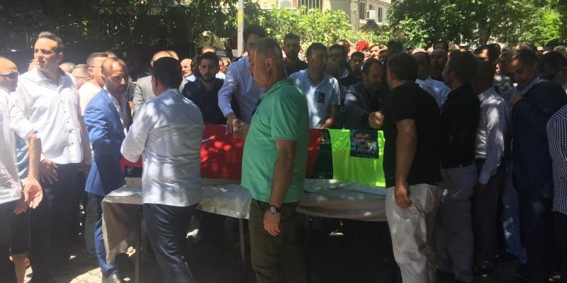 Ahmet Süleymanoğlu Sevenlerinin Göz yaşları içinde defnedildi