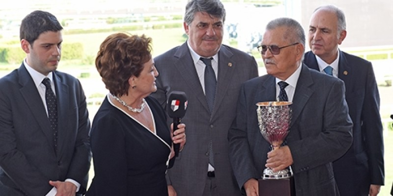 Eski Başbakan Mesut  Yılmaz'ın eşi Berna Yılmaz, Mehmet Yavuz Yılmaz koşusu kupa töreninde Mustafa Kemal ATATÜRK için ne dedi