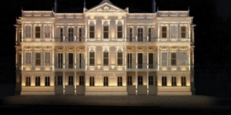 "93'üncü Gazi Balosu The Marmara Esma Sultan Yalısında yapıldı Pasta Kesim Töreni"""