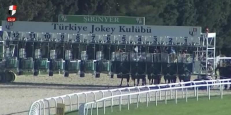 İzmir Şirinyer Hibodromu'nda False Start olayı oldu.