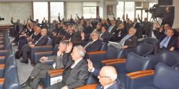 TJK 2020 yılı bütçeleri ile ilgili Olağan Genel Kurul Toplantısı gerçekleştirildi