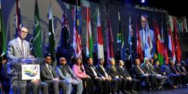 Güney Afrika'da yapılan 38.Asya Yarışçılık Konferansı sona erdi