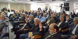 TJK 2020 yılı Olağan Genel Kurul Toplantısı 97 Asli üye ile gerçekleştirildi