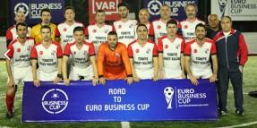 TJK'dan Business Cup'a farklı başlangıç