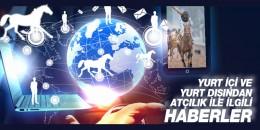 Yurt içi ve yurt dışından atçılık ile ilgli haberler