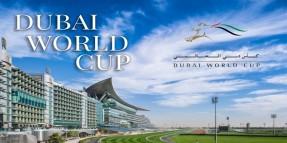 28 Mart Cumartesi günü Dubai World Cup İptal Edildi.