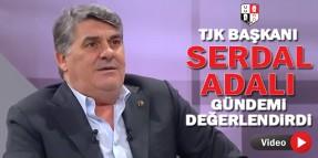 TJK Başkanı Serdal Adalı canlı yayında yarışların hangi tarihde başlamasını arzu ettiğini ve Ganyan Bayileri için ne dedi?