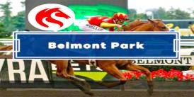 152'inci  Belmont Park BELMONT STAKES Heyecan fırtınası vardı.