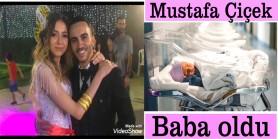 Mustafa Çiçek gündüz  Baba oldu gece 7 ayrı koşuda safkanlara binmedi