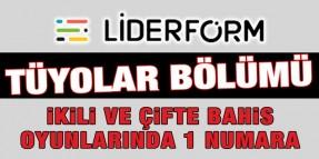 19 Temmuz Pazar İstanbul ve Adana'da İKİLİ ve ÇİFTE BAHİS oyunlarında Sitemizin TÜYOLAR bölümündeki tahminleri yine kazandırdı