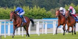 GHAIYYATH Coral Eclıpse (Group1) koşusunu kazandı.Atın ilgilileri  beşli çat yaptı.
