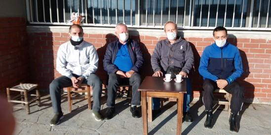 Necati Doğan'ın usta antrenör Erol SÖĞÜTLÜ ile gerçekleştirdiği röportajı