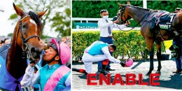Bir Yarış Atı ünlü jokey Frankie Dettori neden ağlattı.