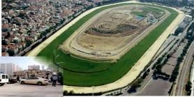 TJK İzmir Şirinyer Hipodromu depremzedeleri Kapılarını açtı