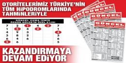 Gazeteniz GÜNCEL Cuma İzmir yarışlarını da boş geçmeyerek okuyucularını 3.485,41 TL kazandırdı. Hayırlı olsun!!!