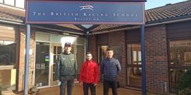 Atçılık Eğitim Merkezi Eğitmenlerinin İngiltere'deki Eğitimi Başladı