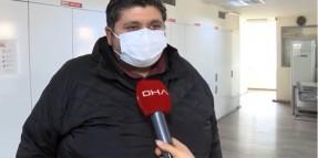 Ercan Fırtına, üç atın geçirdiği kaza kaza sonrası ilk kez görülen videoları ile Demirören Haber Ajansına konuştu