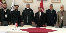 TYAYSD Ankara Şubesi Başkanlık Seçimlerine Engin  Bekiroğulları  ile Yola Devam dedi