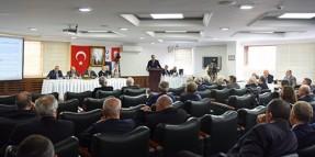 TJK Olağan Genel Kurul Toplantısı POLAT RENAISSANCE gerçekleştirilecektir.