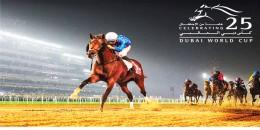 27 Mart Cumartesi Meydan Hipodromu'nda  Dubai Wold Cup gecesi.