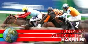 Dinçer Cebeci Koşusu'nu uçan at GIANT DREAM Kazandı