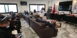 İzmir TYAYSD Başkanlık Seçimini Özcan Selik kazandı.