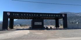 Antalya Hipodromu'nda 2022 yılında koşuların başlaması kesinleşti. 10'uncu hipodromumuz olacak.