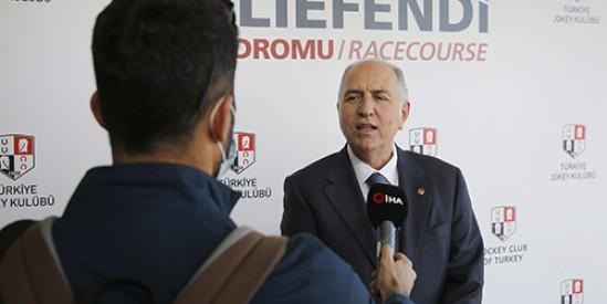 Genel Sekreteri Ahmet Özbelge ve Yönetim Kurulu Üyesi  Gülnur Gülerce basına açıklamalarda bulundu