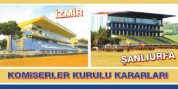 İzmir ve Şanlıurfa Hipodromu'nda  Protesto koşularını yapan jokeyler yasal haklarını kullandılar.