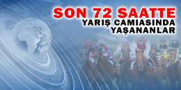 Son 72 SAATTE Yarış Camiasında Yaşananlar, GR-1 AVRASYA ve NİĞBOLU Koşuları'nın kayıtları ve m.jokeyleri