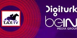 TJK TV HD artık Digiturk 89. kanalda yayında!
